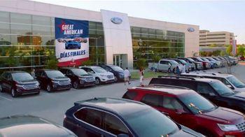 Ford Great American Sales Event TV Spot, 'La pasión que los mueve' [Spanish] [T2] - Thumbnail 5
