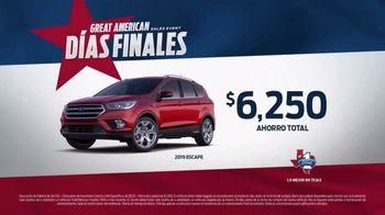 Ford Great American Sales Event TV Spot, 'La pasión que los mueve' [Spanish] [T2] - Thumbnail 6
