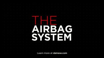 Dainese D-air TV Spot, 'The Airbag System for Racers' - Thumbnail 9