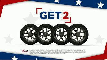 Tire Kingdom 4th of July Super Sale TV Spot, 'Buy Two Get Two' - Thumbnail 4