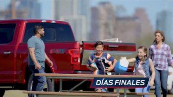 Ford Great American Sales Event TV Spot, 'Espíritu de libertad' [Spanish] [T2] - Thumbnail 8
