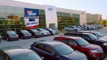 Ford Great American Sales Event TV Spot, \'Espíritu de libertad\' [Spanish] [T2]