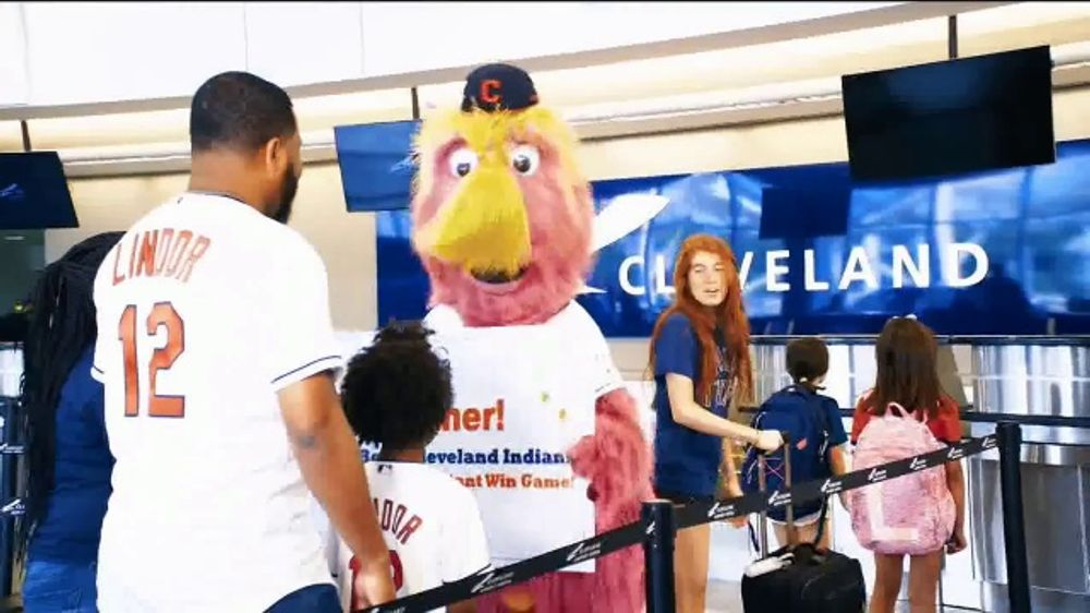 Taco Bell Cleveland Indians Giveaway TV Commercial, 'NBC 3: Stars Shine for  the Tribe' - Video