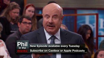 Phil in the Blanks TV Spot, 'Commercial Break' - Thumbnail 7