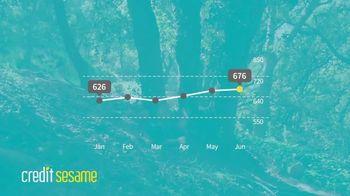 Credit Sesame TV Spot, 'Hiking Tumble'