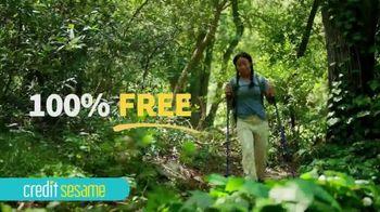 Credit Sesame TV Spot, 'Hiking Tumble' - Thumbnail 4