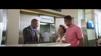 American Airlines TV Spot, 'Add a Name to Our Official Stand Up to Cancer Plane' Ft. Tim McGraw - Thumbnail 1