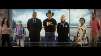American Airlines TV Spot, 'Add a Name to Our Official Stand Up to Cancer Plane' Ft. Tim McGraw - Thumbnail 7