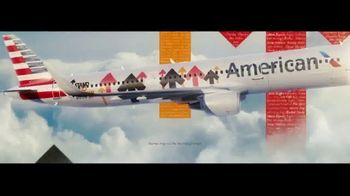American Airlines TV Spot, 'Add a Name to Our Official Stand Up to Cancer Plane' Ft. Tim McGraw - Thumbnail 9