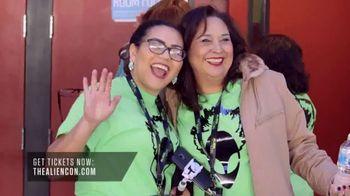 2019 AlienCon Dallas TV Spot, 'Truth-Seekers' - Thumbnail 2