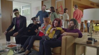 Sling TV Spot, 'Outfits' Featuring Nick Offerman, Megan Mullally