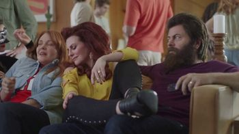 Sling TV Spot, 'Outfits' Featuring Nick Offerman, Megan Mullally - Thumbnail 4