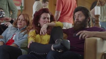 Sling TV Spot, 'Outfits' Featuring Nick Offerman, Megan Mullally - Thumbnail 5