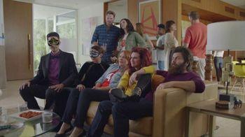 Sling TV Spot, 'Outfits' Featuring Nick Offerman, Megan Mullally - Thumbnail 7