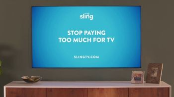 Sling TV Spot, 'Outfits' Featuring Nick Offerman, Megan Mullally - Thumbnail 8