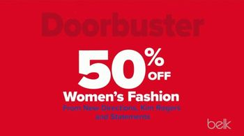 Belk 4th of July Sale TV Spot, 'Women's Fashion and Shorts' - Thumbnail 4