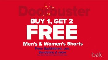 Belk 4th of July Sale TV Spot, 'Women's Fashion and Shorts' - Thumbnail 6
