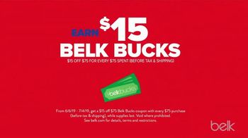 Belk 4th of July Sale TV Spot, 'Women's Fashion and Shorts' - Thumbnail 7
