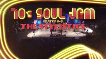Gila River Casinos TV Spot, '70s Soul Jam' Featuring The Stylistics
