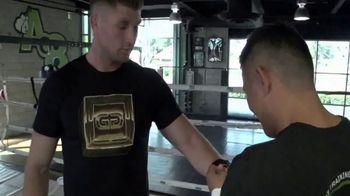 Glory Kickboxing TV Spot, 'Glory Shop' Featuring Harut Grigorian and Jady Menezes - Thumbnail 5
