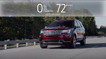 Ford 4th of July Sales Event TV Spot, 'SUV Lineup' [T2] - Thumbnail 2