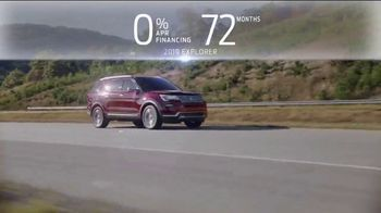 Ford 4th of July Sales Event TV Spot, 'SUV Lineup' [T2] - Thumbnail 3