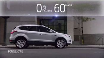 Ford 4th of July Sales Event TV Spot, 'SUV Lineup' [T2] - Thumbnail 4