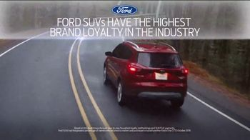Ford 4th of July Sales Event TV Spot, 'SUV Lineup' [T2] - Thumbnail 5