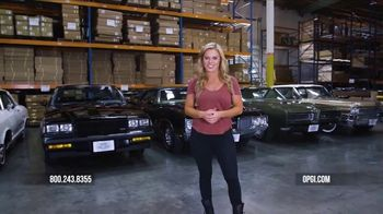 OPGI Original Parts Group Inc TV Spot, 'One Stop: Restoration'  Featuring Cristy Lee