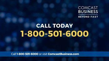 Comcast Business TV Spot, 'Competitor Comparison: 75 Mbps Internet' - Thumbnail 10
