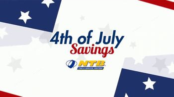 National Tire & Battery 4th of July Savings TV Spot, 'Buy Two, Get Two' - Thumbnail 2