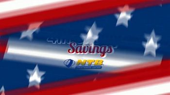 National Tire & Battery 4th of July Savings TV Spot, 'Buy Two, Get Two'
