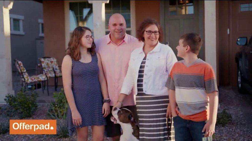 Offerpad TV Commercial, 'Our Mission: Friendly People'