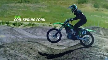 2020 Kawasaki KX 250 TV Spot, 'Be Next'