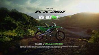 2020 Kawasaki KX 250 TV Spot, 'Be Next' - Thumbnail 7