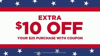 JCPenney 4th of July Sale TV Spot, 'Essentials, Tees and Luggage' - Thumbnail 6