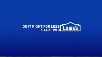 Lowe's TV Spot, 'July 4th: Charcoal and Mulch' - Thumbnail 7