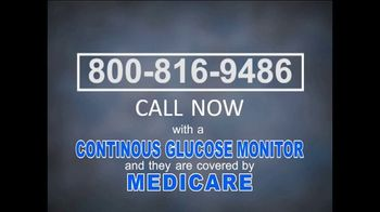 Continuous Glucose Monitor TV Spot, 'Medicare Customers With Diabetes' - Thumbnail 4