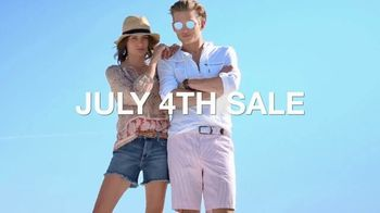 Macy's July 4th Sale TV Spot, 'Sandals, Stand Mixer and Pillows' - Thumbnail 2