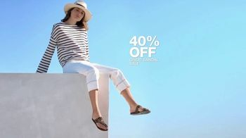 Macy's July 4th Sale TV Spot, 'Sandals, Stand Mixer and Pillows' - Thumbnail 4
