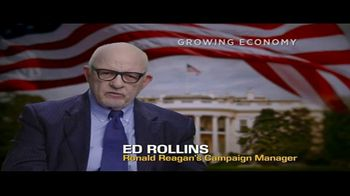 Great America PAC TV Spot, 'Re-Election Support' Featuring Ed Rollins