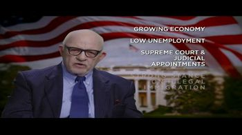 Great America PAC TV Spot, 'Re-Election Support' Featuring Ed Rollins - Thumbnail 2