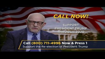 Great America PAC TV Spot, 'Re-Election Support' Featuring Ed Rollins - Thumbnail 3