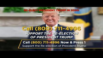 Great America PAC TV Spot, 'Re-Election Support' Featuring Ed Rollins - Thumbnail 4