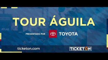 Tour Águila TV Spot, '2019 Nueva Jersey, Seattle y Dallas' [Spanish] - Thumbnail 8