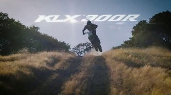 2020 Kawasaki KLX TV Spot, 'Get Out and Play' - Thumbnail 6