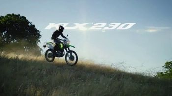 2020 Kawasaki KLX TV Spot, 'Get Out and Play' - Thumbnail 7