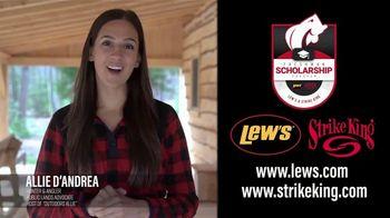 Strike King TV Spot, '2019 Freshman Scholarship' Featuring Kevin VanDam, Mark Zona, Danny Devries - Thumbnail 9