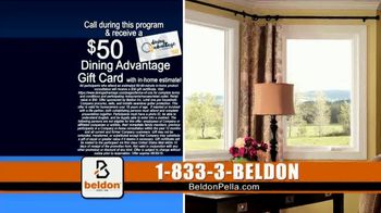 Beldon Windows Buy More, Save More Sale TV Spot, 'Give Your Home an Energy Upgrade' - Thumbnail 9