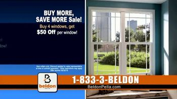Beldon Windows Buy More, Save More Sale TV Spot, 'Give Your Home an Energy Upgrade' - Thumbnail 5